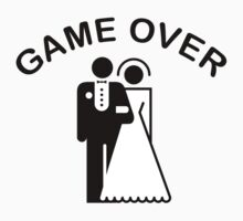 Game Over by FamilyT-Shirts
