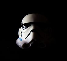 The Lone Trooper by Stevehgti6