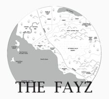 The FAYZ Map by pepsiandnutella