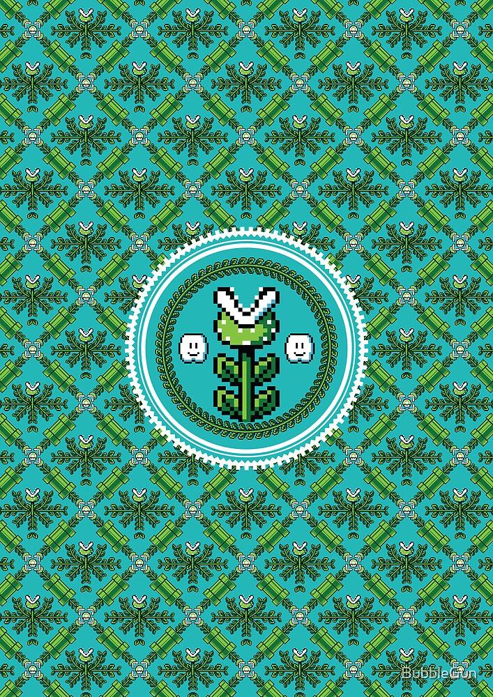 8-bit Deco by BubbleGun