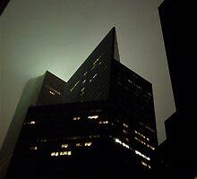 Lexington Avenue, Gotham City by cammisacam