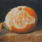 Peeled Orange by karenhetzer