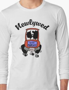 Just Married Long Sleeve T-Shirt