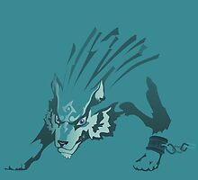Wolf Link by canrec