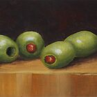 Olives by karenhetzer