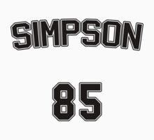 Simpson 85 One Piece - Short Sleeve