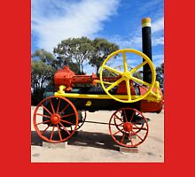 Steam Traction Engine, Paringa, South Australia 2011 Unisex T-Shirt