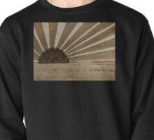 Sepia Sunset original painting Pullover