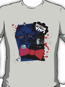 Doctor Who Montage T-Shirt