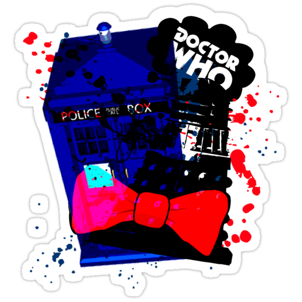 Doctor Who Montage by stevebluey