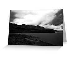 Ireland in Mono: Love Never Grows Old Greeting Card