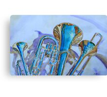 Brass Candy Trio Canvas Print