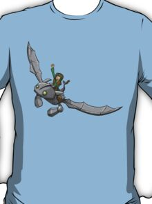 Flying Friends #1: How To Train Your Giant T-Shirt