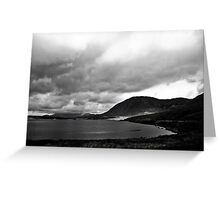 Ireland in Mono: All I Need Greeting Card