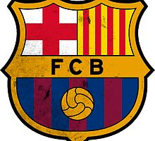 FC Barcelona by hiddenfate