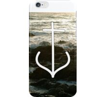 Anchor on the Sea iPhone Case/Skin
