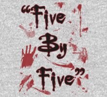 Five By Five One Piece - Long Sleeve