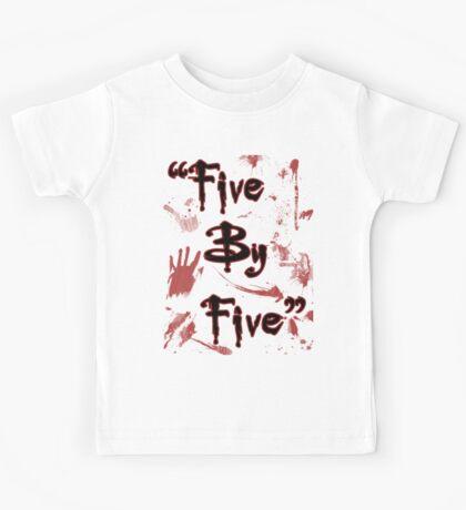 Five By Five Kids Tee