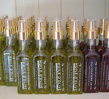 Olive Oil by Erdbeeryoghurt