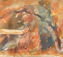 Salamander Dream by Jeffrey Rowekamp