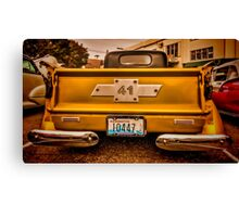 Forty-One Canvas Print
