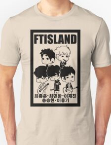 FTISLAND Chibi T-Shirt