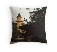 Jekyll 17 Throw Pillow