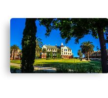 St. Aidens Orphanage - Bendigo, Victoria Canvas Print