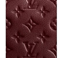 Louis Vuitton - Red Edition by hiddenfate