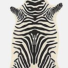 zebra by artvagabond