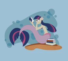 My Little Mermaid: Twilight Sparkle by Samantha Root