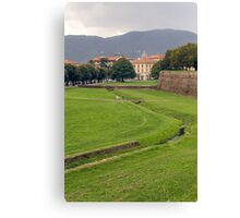 Lucca sights Canvas Print