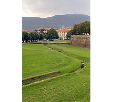 Lucca sights Photographic Print