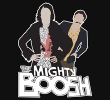 The Mighty Boosh by asazombie