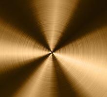 Copper Tones Shiny Metallic Look by artonwear
