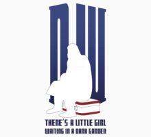 There is a little girl waiting... One Piece - Short Sleeve
