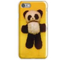 Panda Plushy iPhone Case/Skin