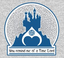 Time Lord King parody One Piece - Long Sleeve
