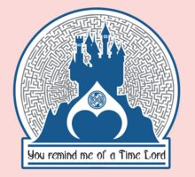 Time Lord King parody Kids Clothes