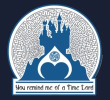 Time Lord King parody One Piece - Short Sleeve
