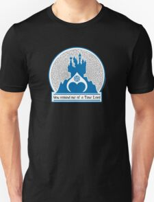 Time Lord King parody T-Shirt