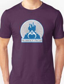 Time Lord King parody T-Shirt