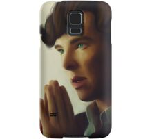 Sherlock - Think Samsung Galaxy Case/Skin