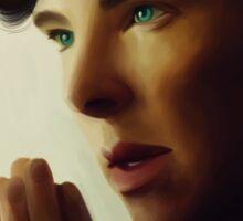 Sherlock - Think Sticker