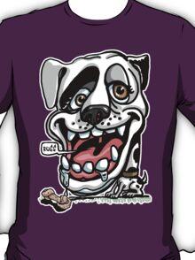 Funny Dog Design T-Shirt