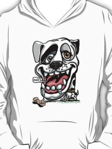 Funny Dog Design T-Shirt