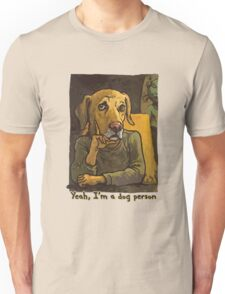 I'm a Dog Person Unisex T-Shirt