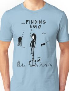 finding emo Unisex T-Shirt