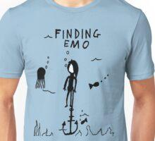finding emo Unisex T-Shirt