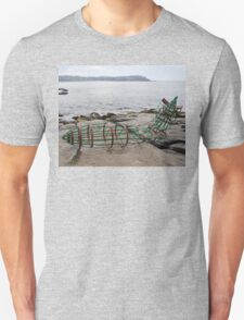 Zeppelin Crash @ Sculptures By The Sea 2012 T-Shirt